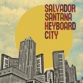 Keyboard City by Salvador Santana