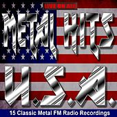 FM Radio Heavy Metal Hits USA von Various Artists