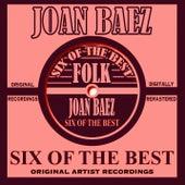 Six Of The Best - Folk de Joan Baez
