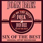 Six Of The Best - Folk von Joan Baez