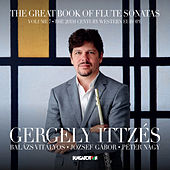 The Great Book of Flute Sonatas, Vol. 7: The 20th Century Western Europe by Gergely Ittzés