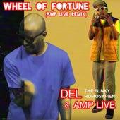 Wheel of Fortune (Amp Live Remix) de Del the Funky Homosapien & Amp Live