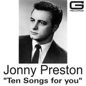 Ten songs for you de Johnny Preston