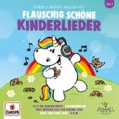 Pummeleinhorn präsentiert flauschig schöne Kinderlieder von Lena, Felix & die Kita-Kids