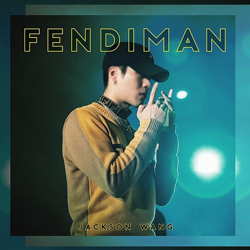 Fendiman by Jackson Wang