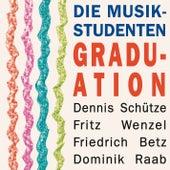 Graduation von Die Musikstudenten