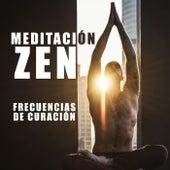 Meditación Zen (Frecuencias de Curación para la Contemplación y la Relajación, Música serenidad para el Yoga, Spa, Masajes) de Various Artists