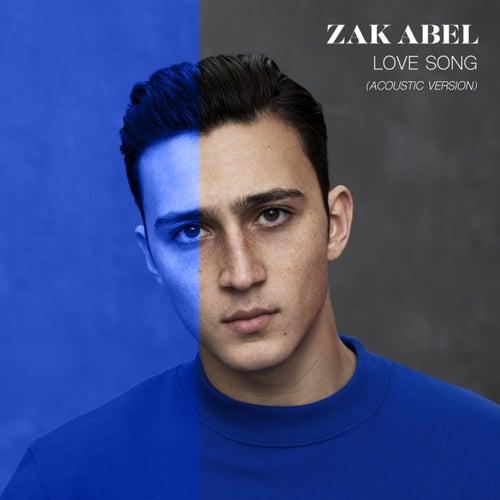 Love Song (Acoustic Version) von Zak Abel