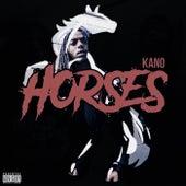 Horses by Kano