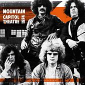 Capitol Theatre 1973 (Live) by Mountain