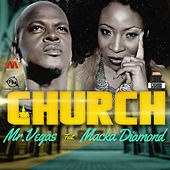 Church (feat. Macka Diamond) - Single by Mr. Vegas