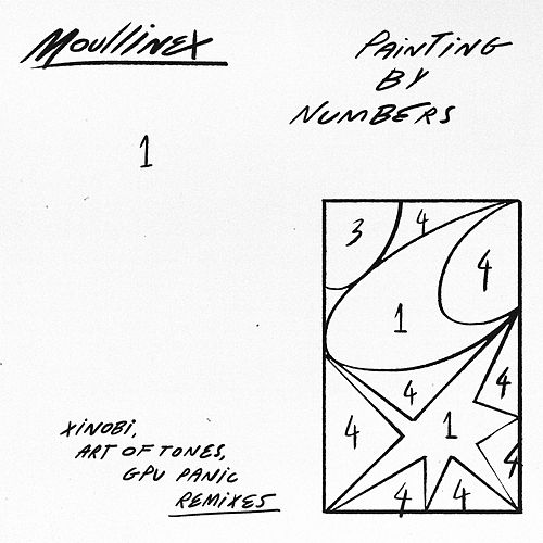 Painting By Numbers Remixes de Moullinex