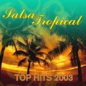 Salsa Tropical Top Hits 2003 de Various Artists