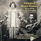 Country Blues Guitar by Various Artists