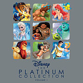Disney: The Platinum Collection Vol. 1 (4 Vol.) von Various Artists