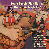 Some People Play Guitar... Like A Lotta People Don't by Various Artists