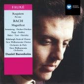 Requiem/ Bach: Majnificat by Daniel Barenboim