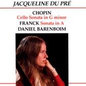 Chopin/Franck - Chamber Works de Jacqueline du Pre