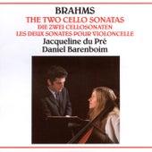 Brahms - Cello Sonatas by Jacqueline du Pre
