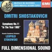 Shostakovich: Symphony No. 11 de Leopold Stokowski