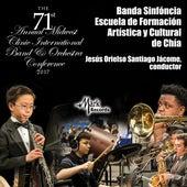 2017 Midwest Clinic: Banda Sinfóncia Escuela de Formación Artística y Cultural de Chía (Live) de Banda Sinfóncia Escuela de Formación Artística y Cultural de Chía