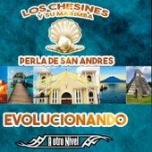 Evolucionando a Otro Nivel de Los Chesines y su Marimba Perla de San Andrés