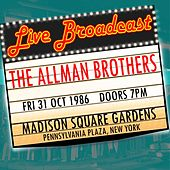 Live Broadcast - 31st October 1986 Madison Square Gardens New York de The Allman Brothers Band