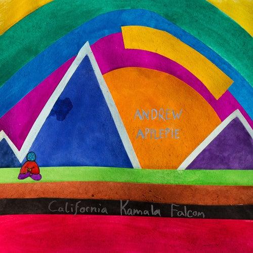 California Kamala Falcon by Andrew Applepie