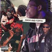 Back and Forth (feat. Neek Bucks) de Marty Baller