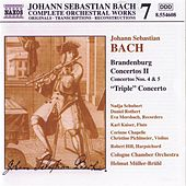 Brandenburg Concertos Vol. 2 by Johann Sebastian Bach