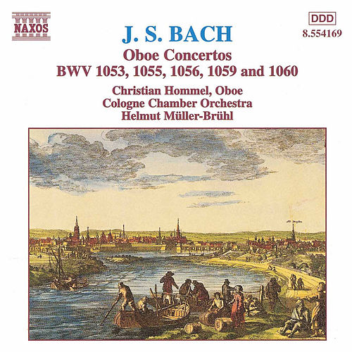 Concertos for Oboe and Oboe D'amore by Johann Sebastian Bach