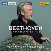 Beethoven: Symphonies Nos. 4 & 5 von WDR Sinfonieorchester Köln