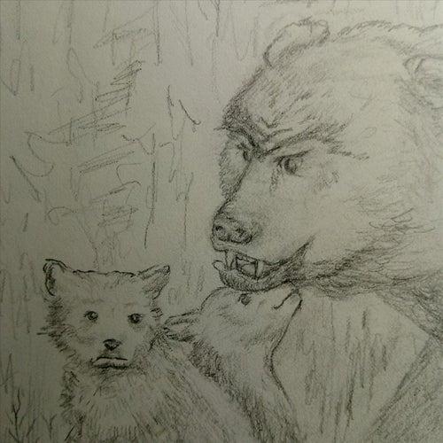 Mama Bear by Peter Walker