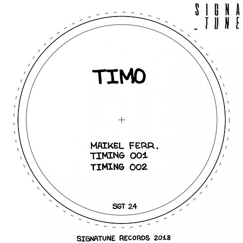 Timing - Single by Timo