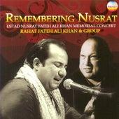 Remembering Nusrat - Ustad Nusrat Fateh Ali Khan Memorial Concert by Rahat Fateh Ali Khan