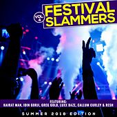 Festival Slammers, Vol.4 von Various Artists