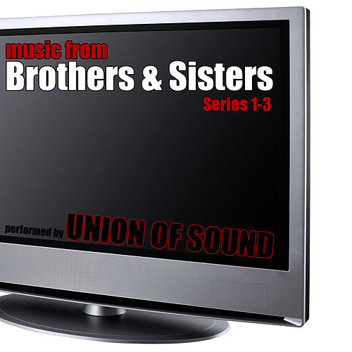 Music From Brothers And Sisters Series 1-3 by Studio All Stars