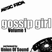 Music From Gossip Girl Volume 1 by Studio All Stars