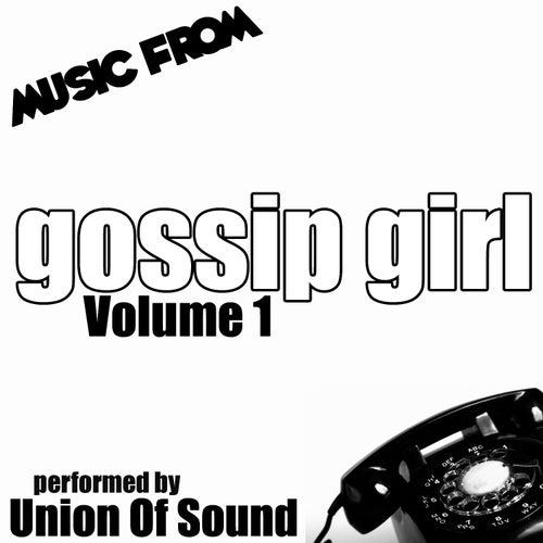Music From Gossip Girl Volume 1 by Studio All Stars