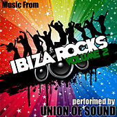 Music From Ibiza Rocks Volume 2 by Studio All Stars