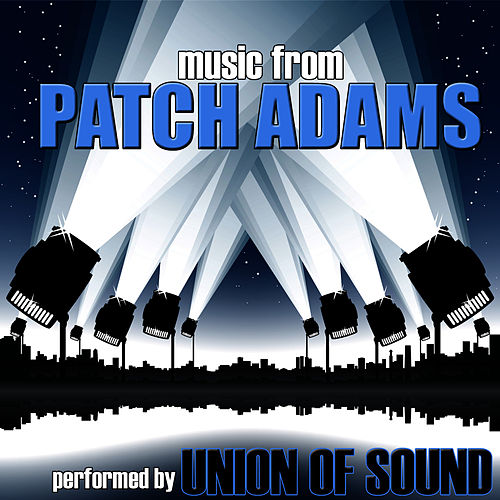 Music From Patch Adams by Studio All Stars