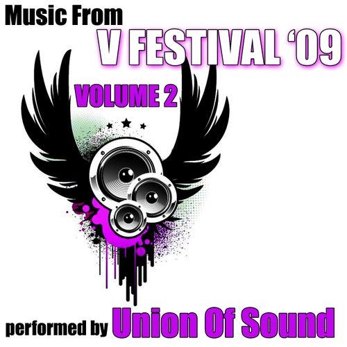 Music From V Festival '09 Volume 2 by Studio All Stars