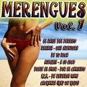Merengues Vol.1 by Grupo Merenguisimo