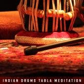 Indian Drums Tabla Meditation - Positive Energy, Sahaja Yoga, Relaxing Sitar & Tanpura, Healing Music de Various Artists