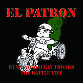 Running Quickly Toward the Battle Line von Patron