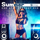 Summer Non Stop Workout Mix (Best of Electronic Workout Music, Cardio & Fitness Session) by Various Artists