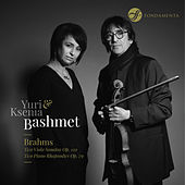 Brahms by the Bashmets fra Various Artists