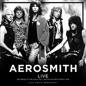 Live Radio Broadcast by Aerosmith