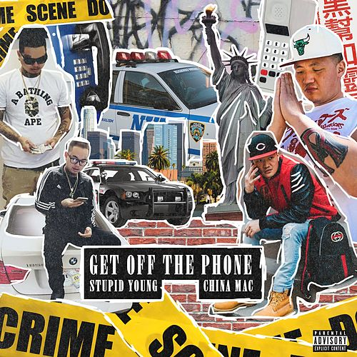 Get off the Phone by China Mac
