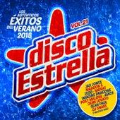 Disco Estrella Vol. 21 (Los Auténticos Éxitos Del Verano 2018) de Various Artists